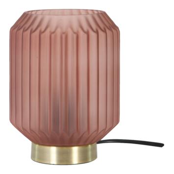 Tafellamp Mendo Terracotta