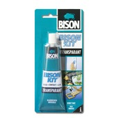 Bison kit contactlijm transparant 100 ml