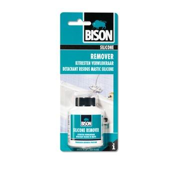 Bison silicone kitrestenverwijderaar blister 100 ml