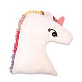 Kussen Unicorn 45x45 cm ecru