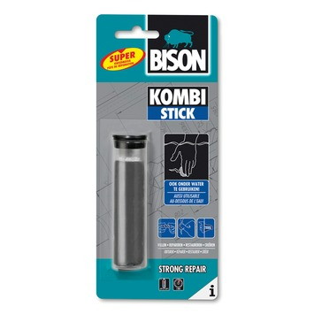 Bison Kombi reparatiekit epoxy repair 56 gram