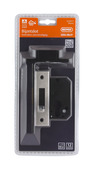 NEMEF veiligheidsbijzetslot SKG 2-sterren Doorn 60mm PC 72mm