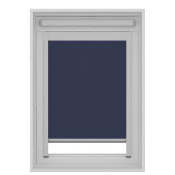 KARWEI dakraam rolgordijn VELUX® PK10 blauw (7003)
