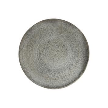 Keramieken bord S creme (20x20x3cm)