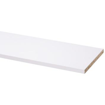Meubelpaneel wit 250x20 cm dikte 18 mm