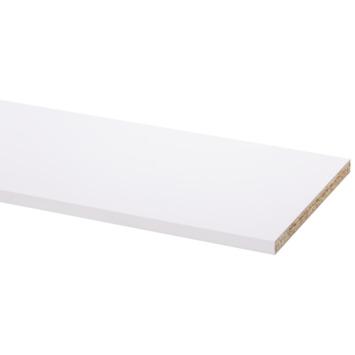 Meubelpaneel wit 250x25 cm dikte 18 mm