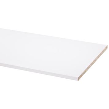 Meubelpaneel wit 250x40 cm dikte 18 mm
