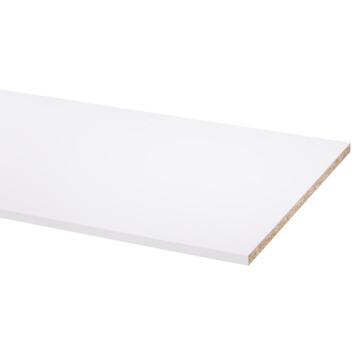 Meubelpaneel wit 250x50 cm dikte 18 mm