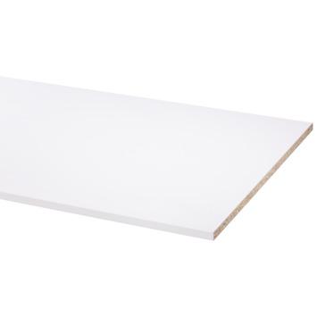 Meubelpaneel wit 250x60 cm dikte 18 mm