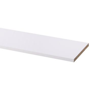 Meubelpaneel wit 305x20 cm dikte 18 mm