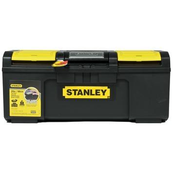 """Stanley gereedschapskoffer design 24"""" 26x59,5x28,1 cm met automatische vergrendeling"""
