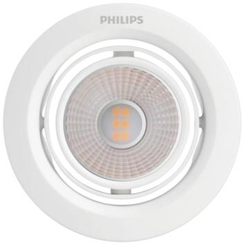 Philips inbouwspot Poweron recessed white set van 3