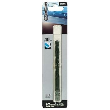 Piranha metaalboor X50105-QZ HSS-R 10 mm