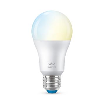 WiZ Connected LED peer E27 60W mat koel tot warmwit licht dimbaar