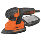 Black + Decker schuurmachine Mouse KA2000-QS