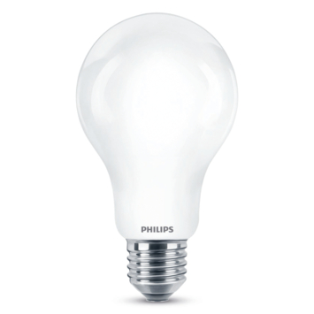 Philips LED peer E27 150W wit mat niet dimbaar