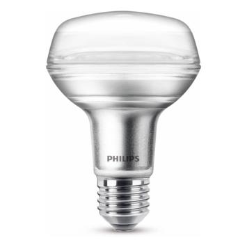 Philips LED reflector E27 100W niet dimbaar