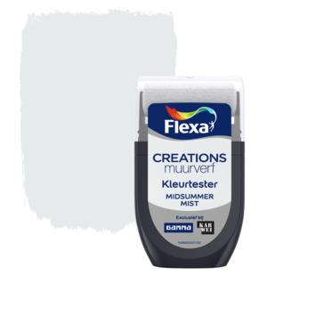 Flexa Creations muurverf Kleurtester Midsummer Mist 30ml