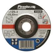 Piranha doorslijpschijf metaal X32030A-QN 125x3,2 mm (6 stuks)
