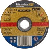 Piranha HI-TECH doorslijpschijf X32627-QZ 1,6x125 mm voor aluminium