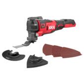 SKIL 20V accu multitool brushless 3650CA incl. accessoires (zonder accu)