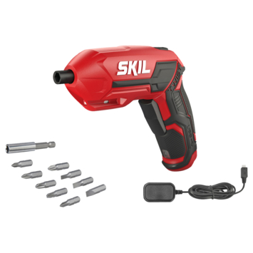 SKIL 4V accuschroevendraaier 2710AA + usb-lader