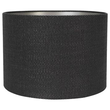 Lampenkap saverna zwart 30-30-21 cm