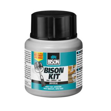 Bison kit flacon met kwast 125 ml