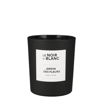 Le Noir & Blanc geurkaars Jardin des Fleurs