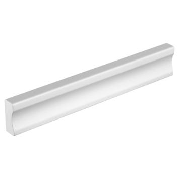 Greep Vierkant aluminium 150mm