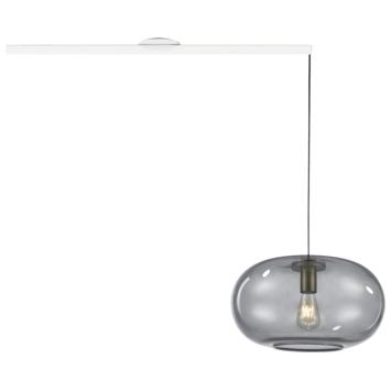 Lightswing ophangsysteem single mat wit