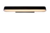 Lucide badkamer wandlamp Madelon IP44 zwart