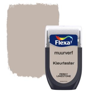 Flexa Creations muurverf Kleurtester Perky Limestone 30ml