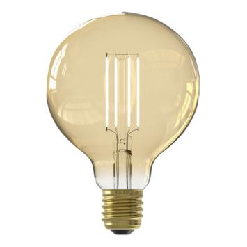 Calex smart LED G95 globe E27 7W 806 lumen 1800-2700 kelvin