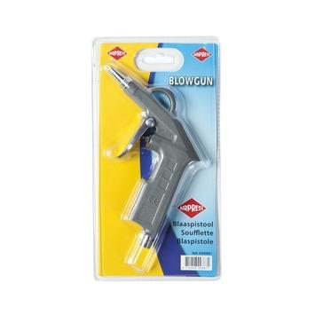 """Airpress blaaspistool 1/4"""" met mondstuk"""