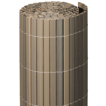 Balkonscherm pvc Stone wash 90X300 cm