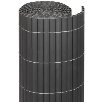 PVC scherm antraciet 180x300 cm