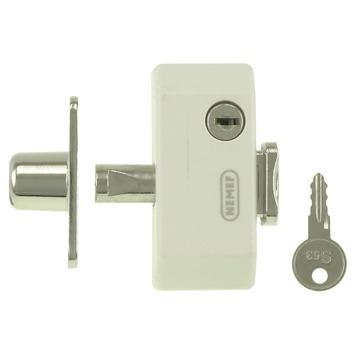 NEMEF druksluiting raam SKG 1-ster wit