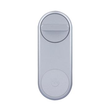 Yale Linus Slim deurslot zilver
