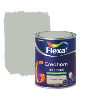 Flexa Creations muurverf tranquil dawn extra mat 1 liter