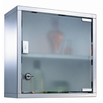 Haceka badkamerkastje Surprise met slot rvs kopen? badkamermeubelen ...