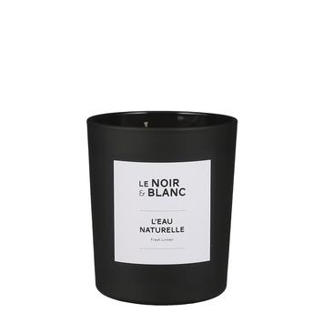 Le Noir & Blanc geurkaars L'eau Naturelle