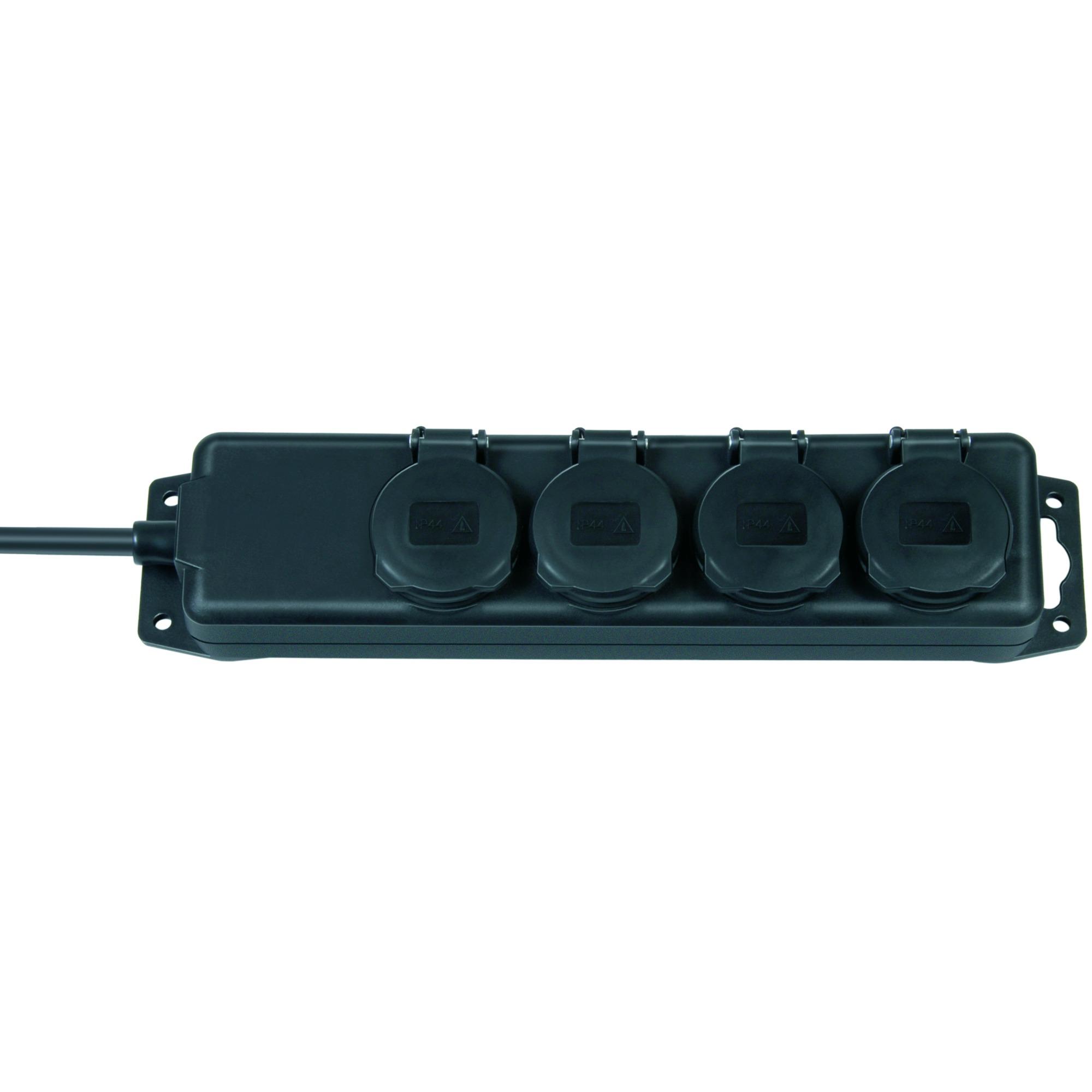 Brennenstuhl Bn-1159960 Power Strip 4 Socket Ip44