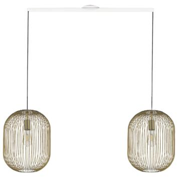 Lightswing ophangsysteem twin wit