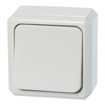 Schneider Electric Merten System M opbouw wisselschakelaar wit