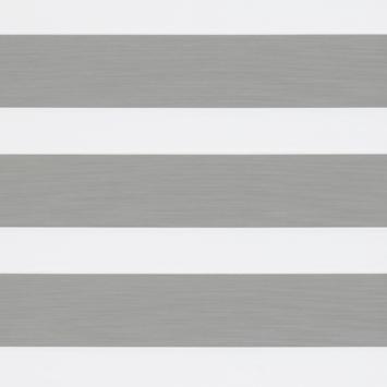 KARWEI kleurstaal lichtdoorlatende luxe roljaloezie grijs (4501)