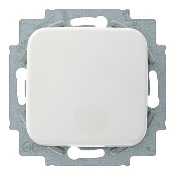 Busch-Jaeger Reflex SI kruisschakelaar wit