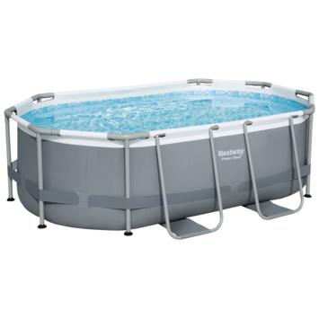 Zwembad ovaal 305x200x84cm
