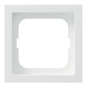 Busch-Jaeger Future Linear Afdekraam 1-Voudig Wit