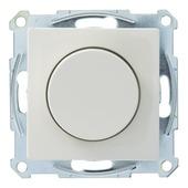 Schneider electric System m elektronische dimmer wit